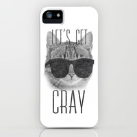 Let's Get Cray iPhone & iPod Case by LookHUMAN