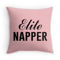 Elite Napper - Decor Pillow