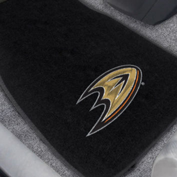 NHL Team Embroidered Car Mat