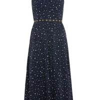 Star Bustier Midi Dress - New In Fashion - New In