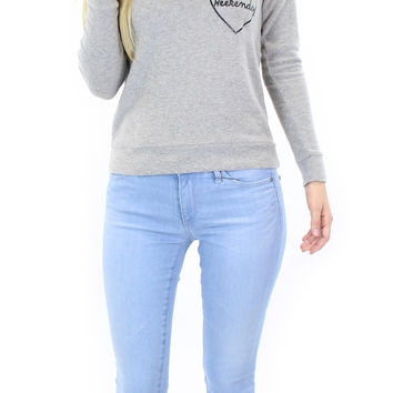 chaser   weekend love pullover