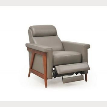 Harvard Mid Century Reclining Chair Storm