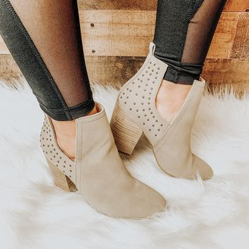 Look At Me Now Booties