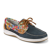 Sperry Top-Sider Bluefish 2-Eye Liberty Boat Shoes - Navy