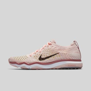 AUGUAU Nike Wmns Air Zoom Fearless FK Bionic Sunset Tint Black Red Stardust