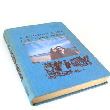 Novel Frames - Book Photo Frame - A Criterion Book For Young People