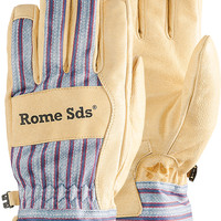 Rome Liftie Snowboard Gloves - Tan