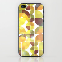 Sunny day pattern iPhone & iPod Skin by VessDSign
