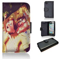 Carl and Ellie's Love | wallet case | iPhone 4/4s 5 5s 5c 6 6+ case | samsung galaxy s3 s4 s5 s6 case |