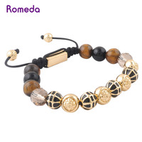 New Arrival Great Deal Gift Awesome Hot Sale Shiny Stylish Handcrafts Alloy Men Bracelet [10579381443]