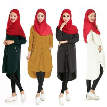 DCCKJG2 Fashion Muslim Abaya Dress Islamic Clothing for Women Abayas Indonesia Muslim Dress Long Sleeve Turkish Arab Robes