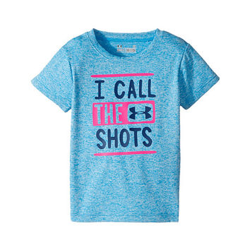 Under Armour Kids I Call The Shots Short Sleeve (Toddler)
