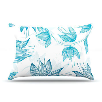 "Anchobee ""Biru Dream"" Pillow Sham"