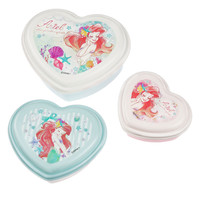 [Disney Store]Ariel heart-shaped lunch box: If you want to buy presents and gifts online, we recommend the Disney Store.