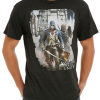Assassin's Creed Unity Poster T-Shirt