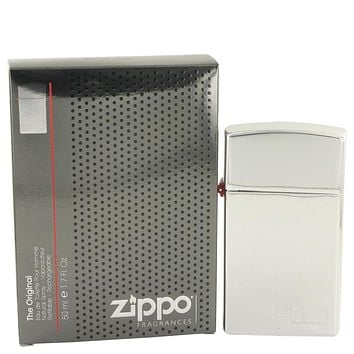 Zippo Original Eau De Toilette Spray Refillable By Zippo For Men