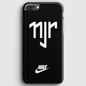 Neymar Jr Santos Barcelona Fc Nike Logo iPhone 8 Plus Case