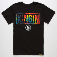 Last Kings Destiny Daze Boys T-Shirt Black  In Sizes