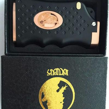 Crazy Selling Incubus box mod clone incubus mod fit dual 18650 Battery ecig mods for 510 RDA RBA Atomizers DHL Free