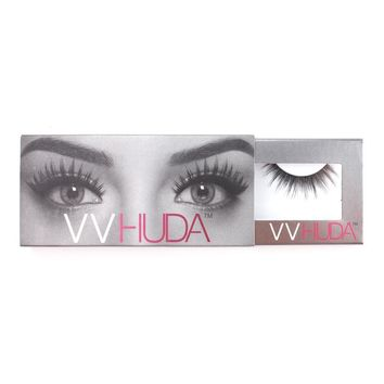 Natural Fibers Long Thick Reusable Eye Lashes