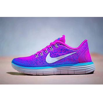 NIKE FREE RN tide brand men and women fashion running shoes sports shoes sports shoes F-PSXY