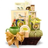 It's Only Natural Spa Basket - Whimsical & Unique Gift Ideas for the Coolest Gift Givers