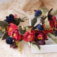Shades of Merry - Whimsy Flower Crown