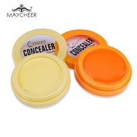 MAYCHEER Professional for Eye Bags Dark Circles Makeup Eye Concealer Cream Contour Palette Moisturizing Oil-control Make Up