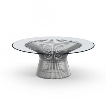 Knoll Platner Coffee Table 91.5cm Diameter