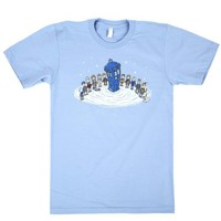 Ian Leino Design: Doctor Who - 'Doctor Whoville' T-Shirt - Mens/Unisex