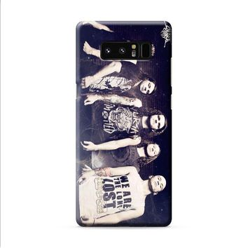 Chelsea Grin 2 Samsung Galaxy Note 8 case
