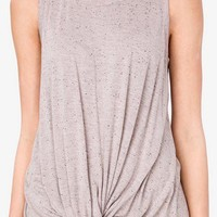Essential Knotted Top