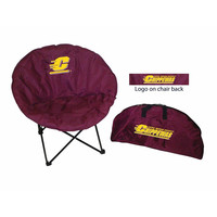 Central Michigan Chippewas NCAA Ultimate Round Chair