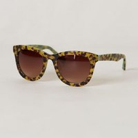 Sea Song Cat-Eye Sunglasses by Anthropologie