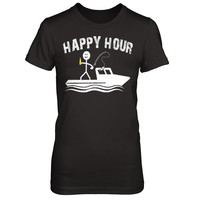 Happy Hour - Women's Fitted