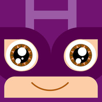 Adorable Hawkeye Art Print by Justin D. Russo | Society6