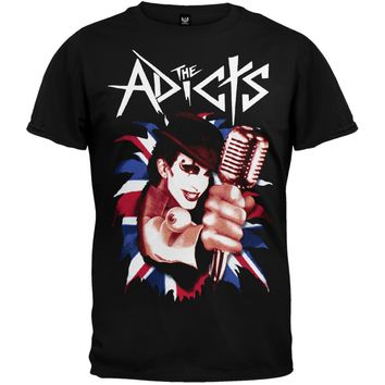 The Adicts - Union Jack T-Shirt