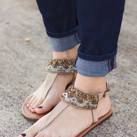Summer Nights Sandals  $28.00