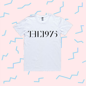 The 1975 Logo T-Shirt | Unisex S-XXL | Tumblr Cute Cool Kawaii Music Band Matt Healy One Direction Arctic Monkeys Clothing *ON SALE*