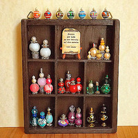 Little Shop Miniature Box Gift Idea Magic Potions Magical Fantasy Rainbow Hangable