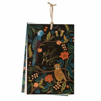 2018 Rifle Paper Co. Midnight Menagerie Wall Calendar