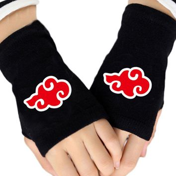 Cool Attack on Titan 2017 Men Women Fashion Gloves Anime One Piece Naruto  Dragon Ball Finger-less Cotton Glove Cosplay Mitten Xms AT_90_11