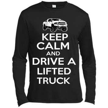 Keep Calm And Drive A Lifted Truck T-Shirt