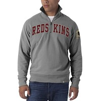 Washington Redskins - Striker 1/4 Zip Premium Sweatshirt