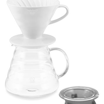 Hario V60 Pour-Over Coffee Kit