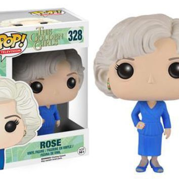 Funko POP! TV: The Golden Girls - Rose