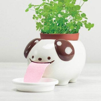 Papa Peropon Dog Planter - Omoi Zakka Shop