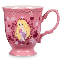 Rapunzel Flower Princess Mug | Disney Store