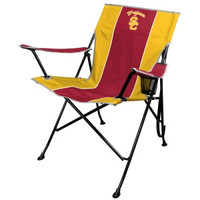 USC Trojans NCAA Tailgate Chair and Carry Bag