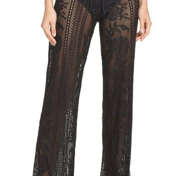 Becca Lace Cover-Up Pants   Nordstrom
